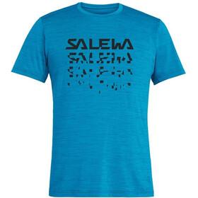 SALEWA Puez Hybrid 2 Dry T-shirt Herrer, blå
